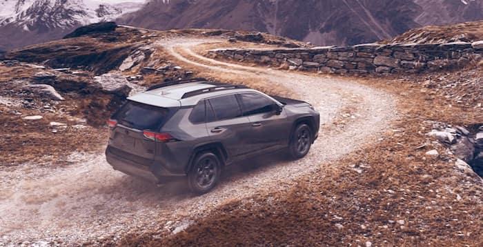 2020 Toyota RAV4 TRD Off-Road capability