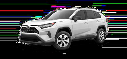 2020 Toyota RAV4 LE model for sale at Ventura Toyota near Oxnard