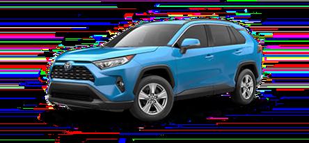 2020 Toyota RAV4 XLE model for sale at Ventura Toyota near Simi Valley