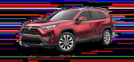2020 Toyota RAV4 XLE Premium model for sale at Ventura Toyota near Woodland Hills