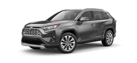 2020 Toyota RAV4 Limited model for sale at Ventura Toyota near Simi Valley