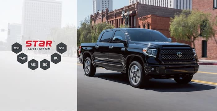 2020 Toyota Tundra Star Safety System™