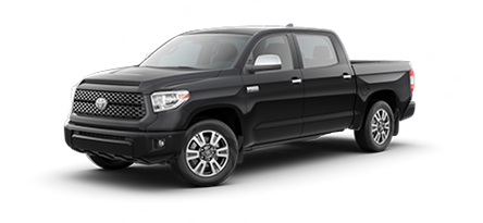 2020 Toyota Tundra Platinum model for sale at Ventura Toyota near Santa Barbara