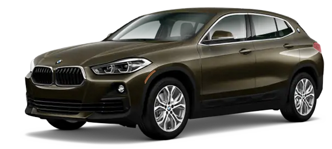 2019 BMW X2 Dark Olive Metallic