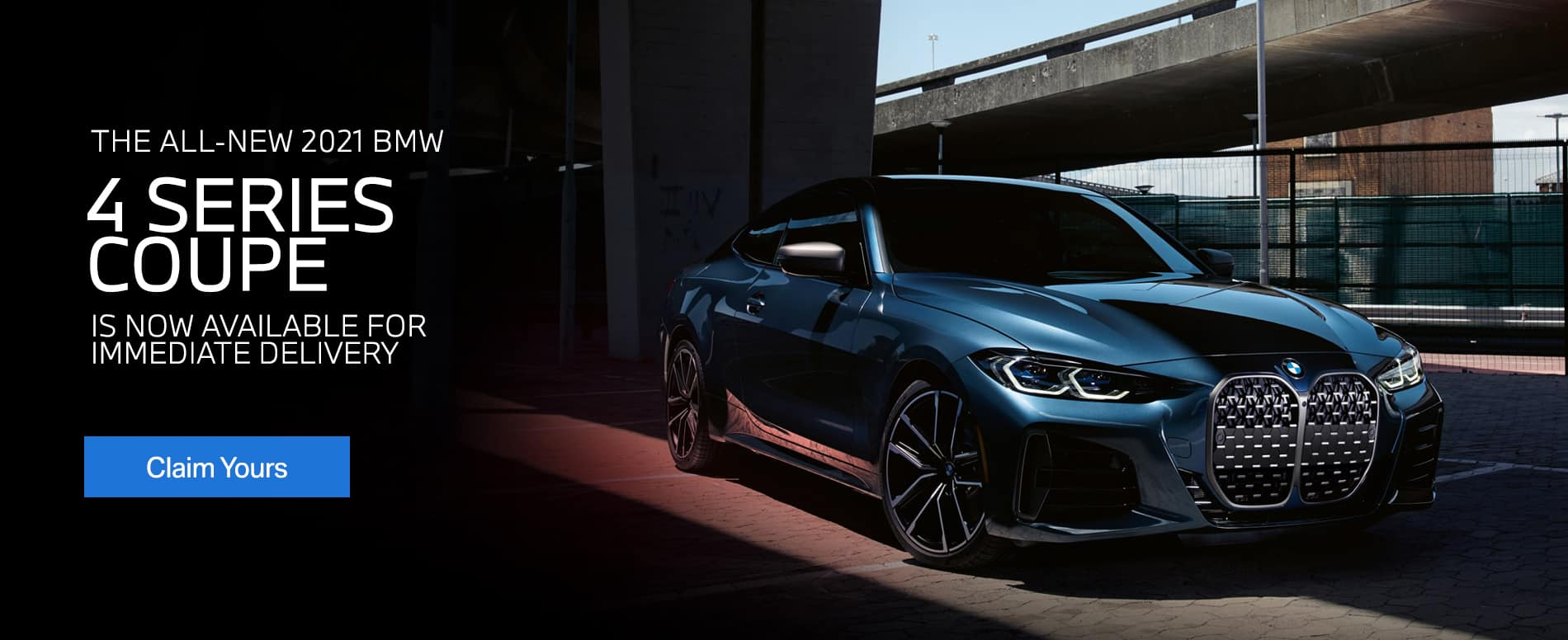 All-New 2021 BMW 4 Series is now available.