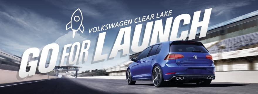 Volkswagen Clear Lake is Go for Launch! Now open
