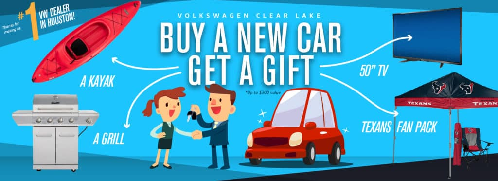 Don't miss our Grand Opening Sale at Volkswagen Clear Lake!