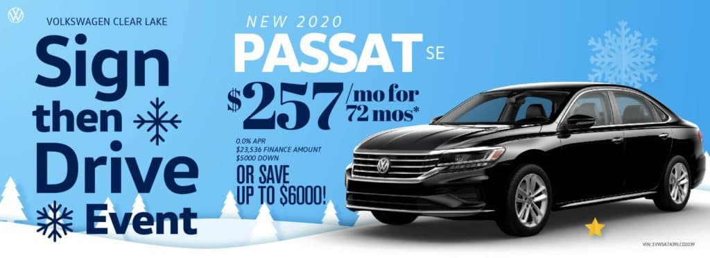 Nov20 Holiday SignDrive Passat_Slider