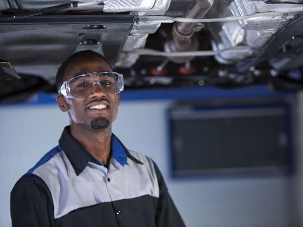 Volkswagen Diesel Oil Change Service