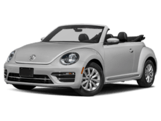 2019 VW Beetle Convertible