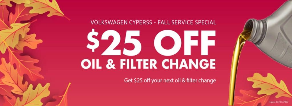 Sept20 Fall Service OilChange_Slider