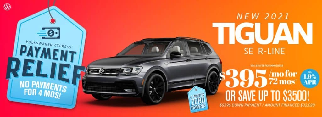 Jan21 Payment Relief Tiguan_Slider