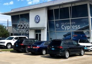 VW Cypress Dealership