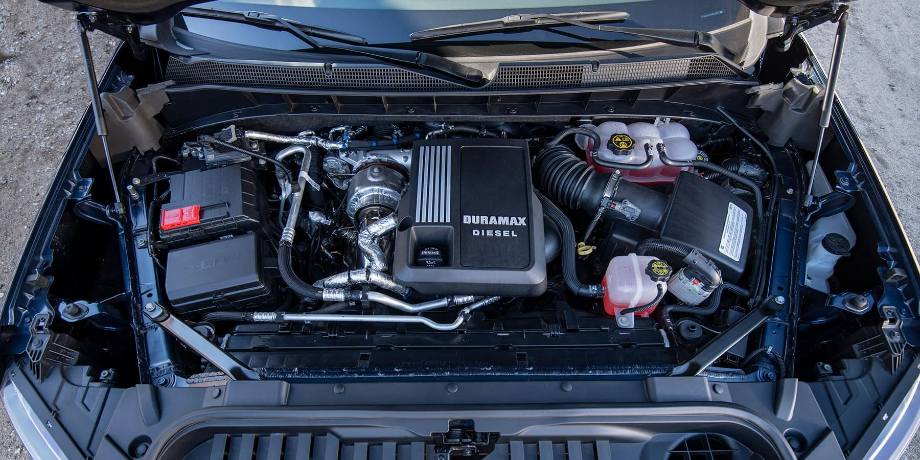 2020 Silverado engine