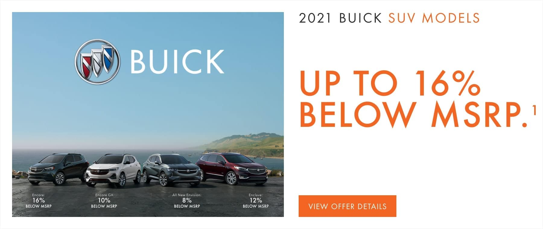 Buick Incentives