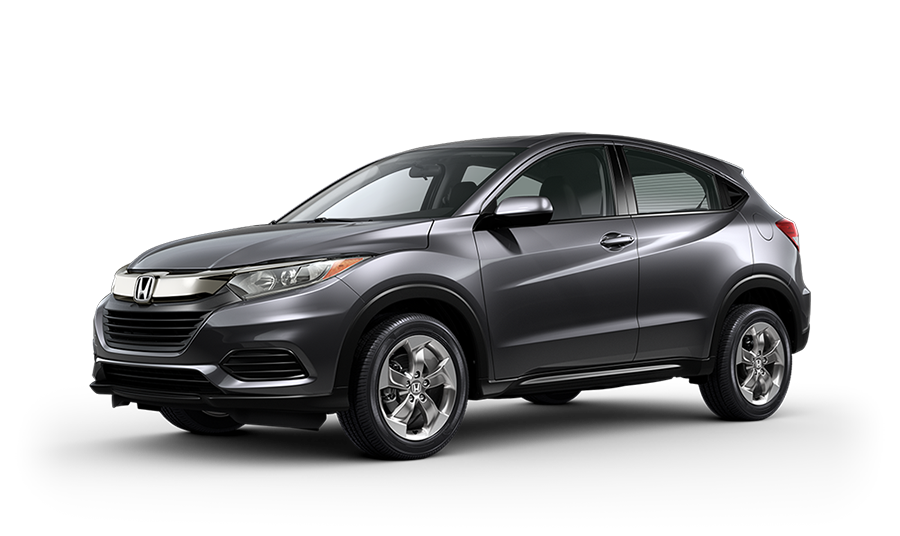 2019 Honda HR-V Gray