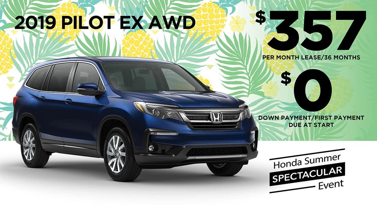 2019 Honda Pilot Specs, Prices and Photos | Wilde Honda Waukesha