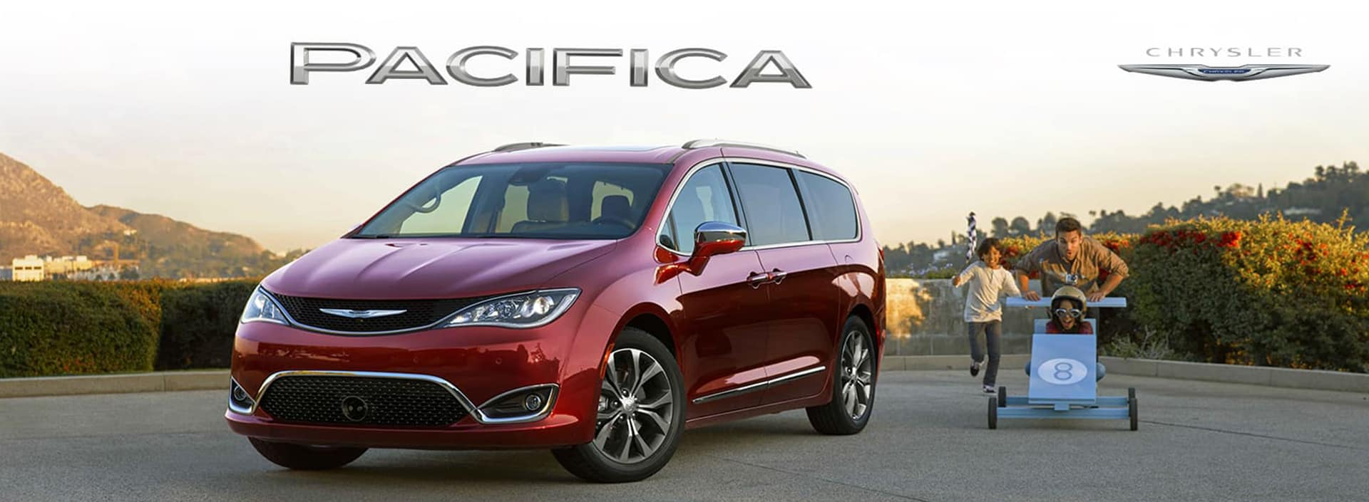 Check out the all new Pacifica now