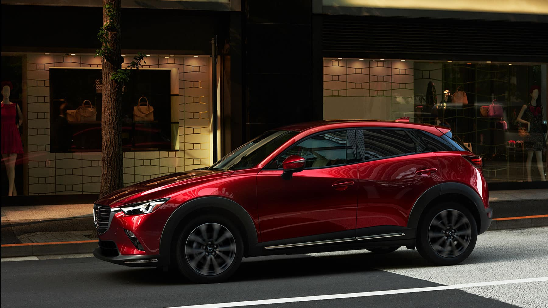 picture of new mazda crossover