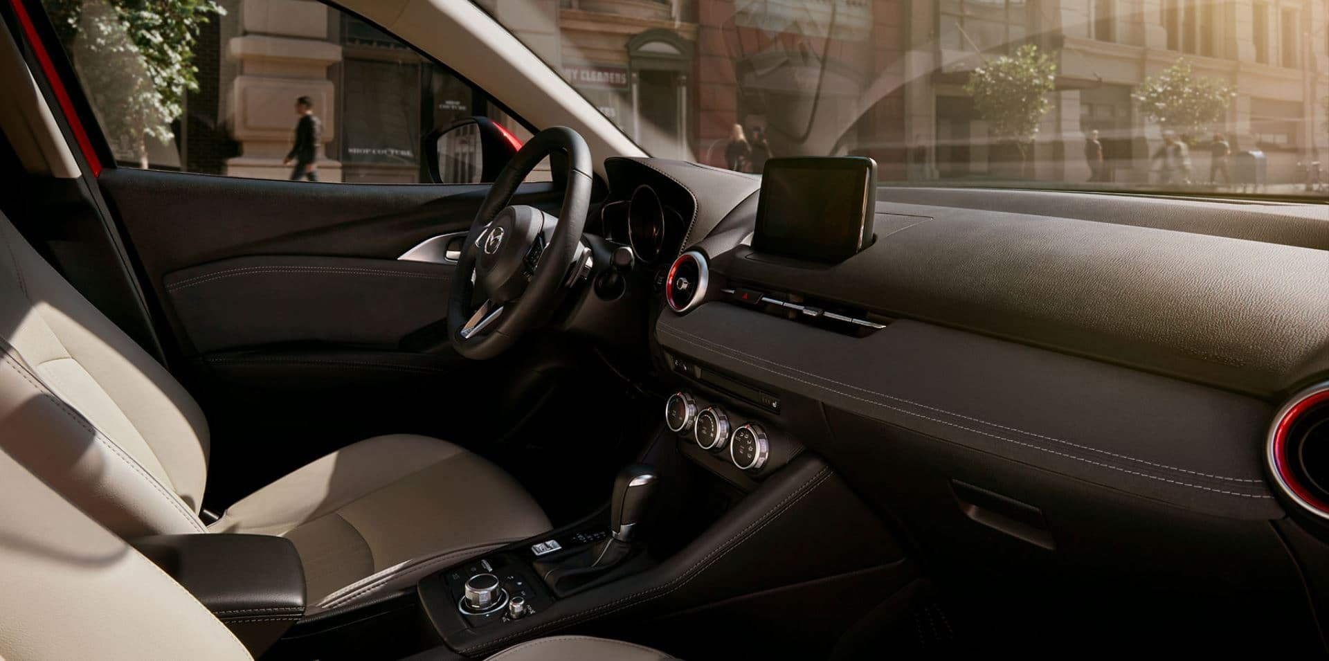 picture of mazda cx-30 interior