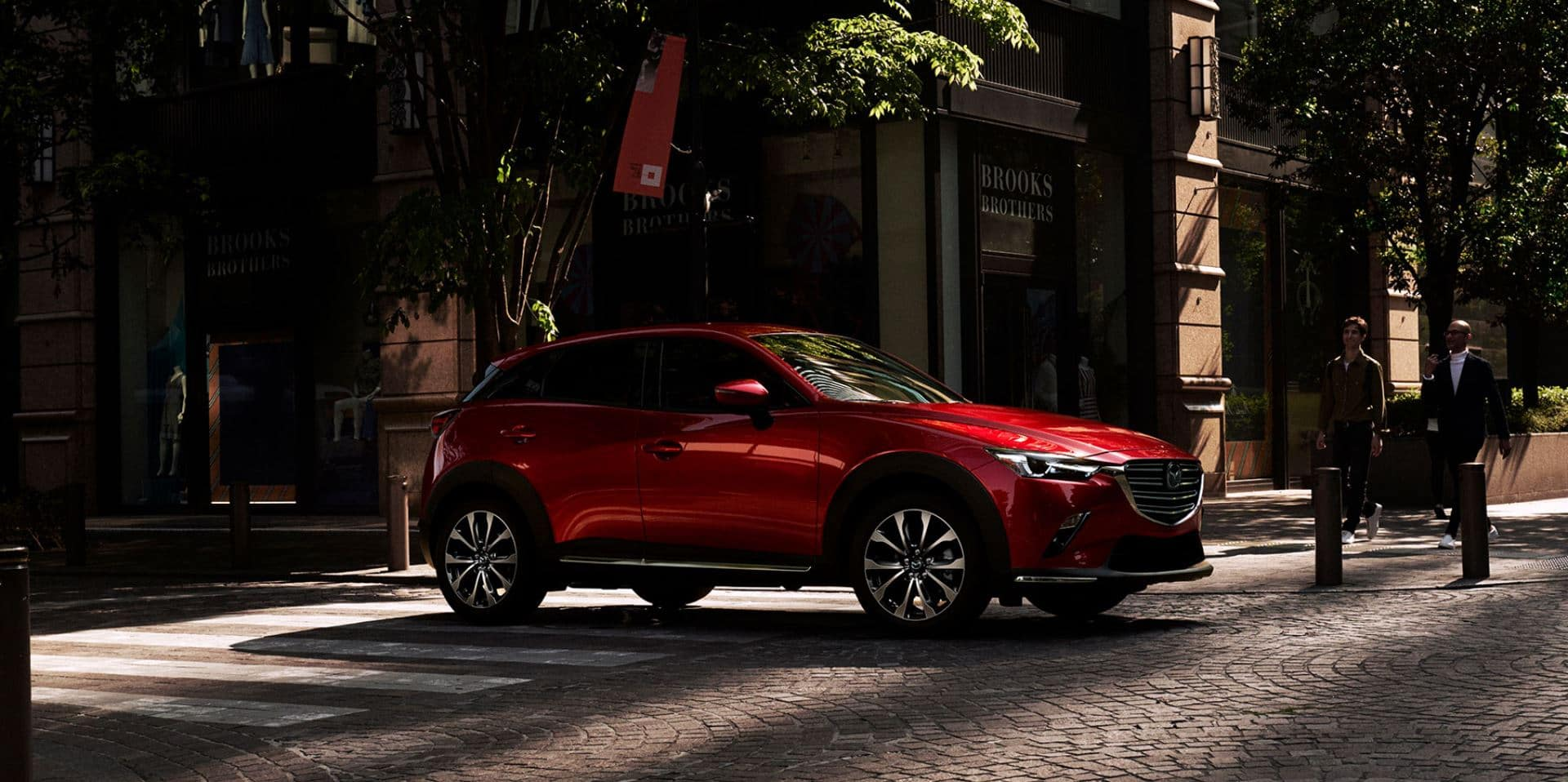 picture of new mazda cx-30