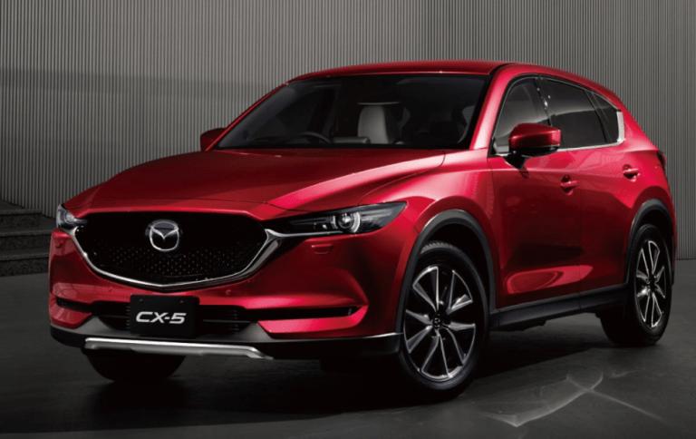picture of 2020 Mazda SUV