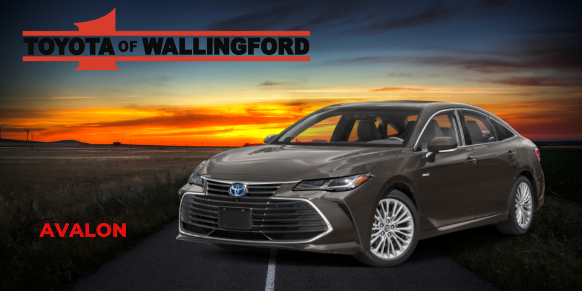 Toyota Avalon Wallingford CT