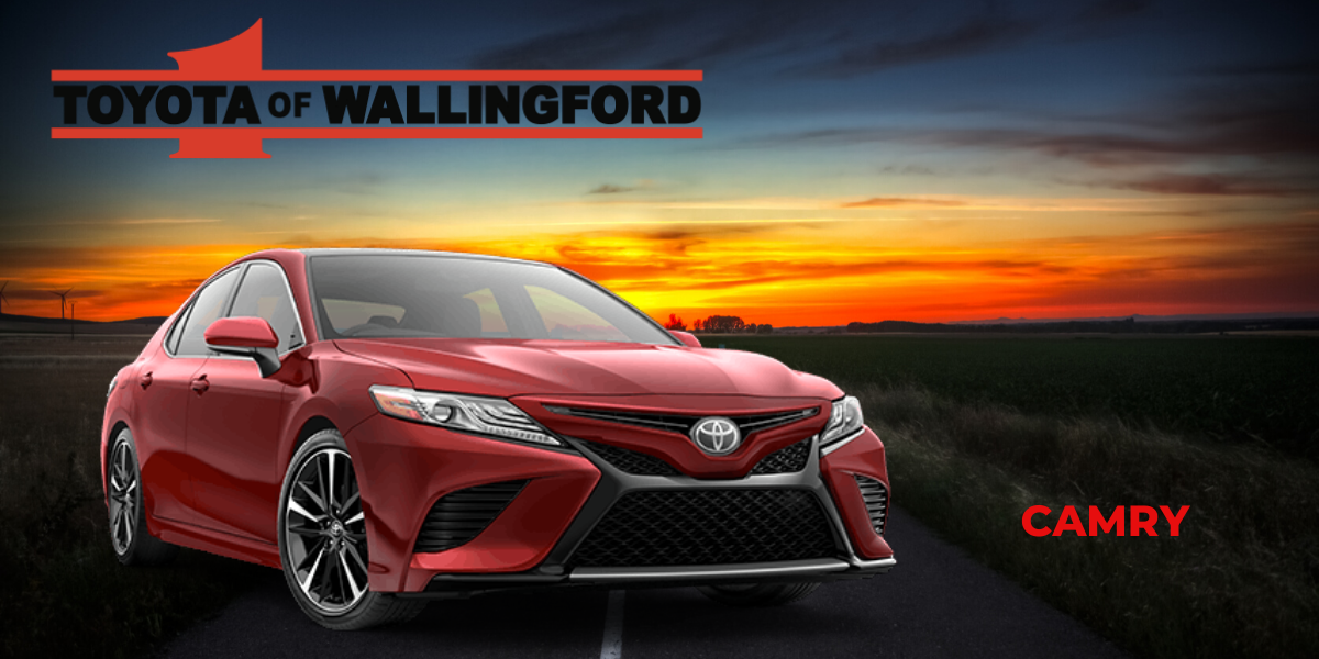 Toyota Camry Wallingford CT