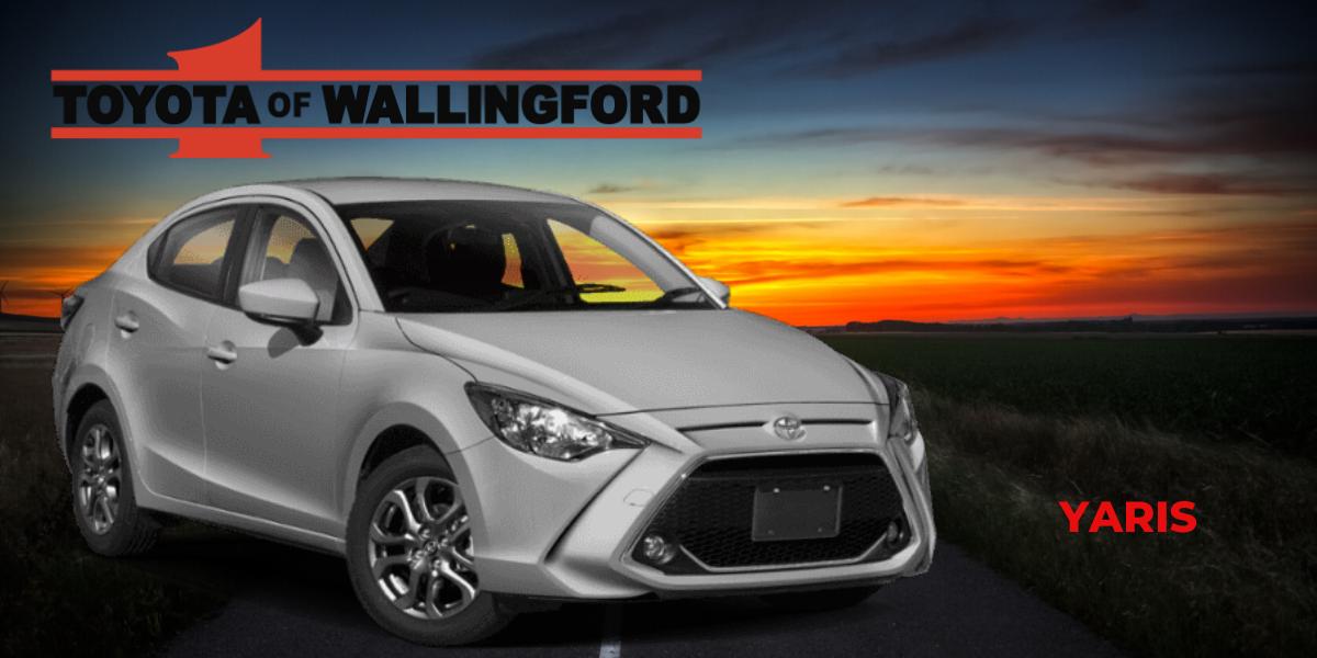 Toyota Yaris Wallingford CT