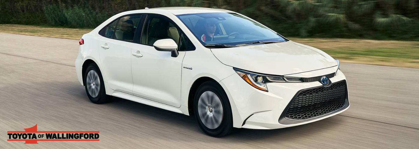 2021 Toyota Corolla Model Research Wallingford CT