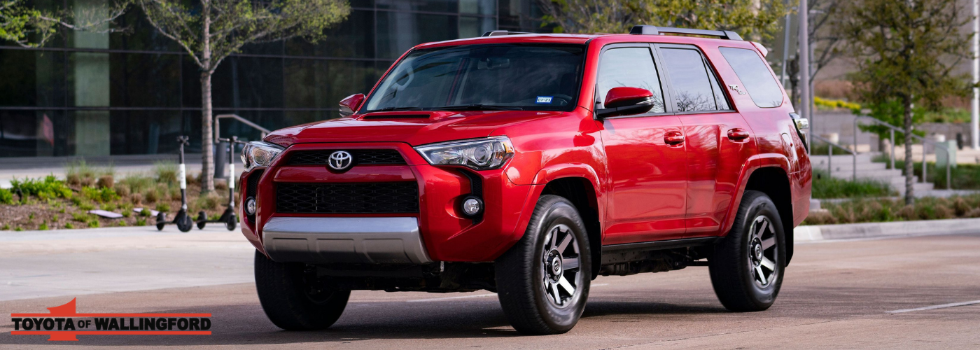 2021 Toyota 4Runner Model Research Wallingford CT