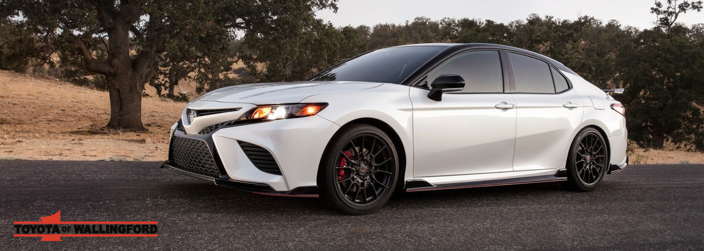 2021 Toyota Camry Model Research Wallingford CT