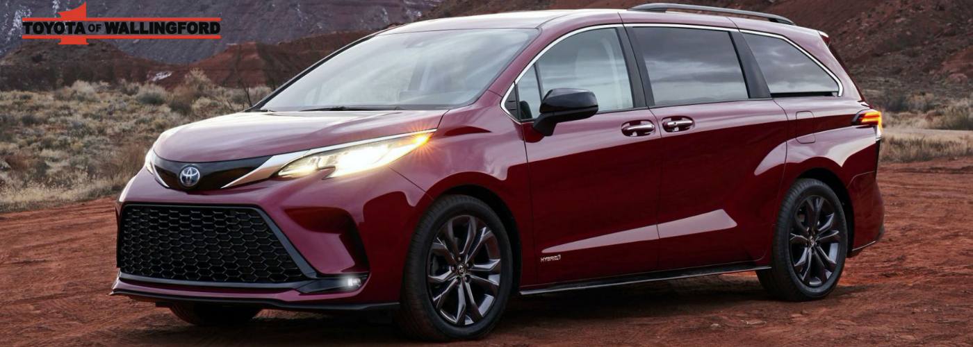 2021 Toyota Sienna Model Research Wallingford CT