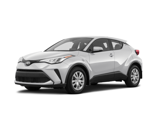 New 2021 Toyota C-HR FWD LE