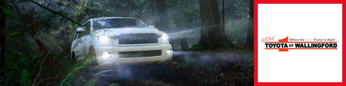 Toyota-SEQUOIA-Wallingford-CT
