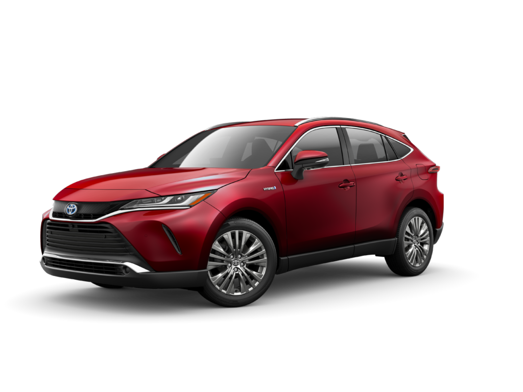 New 2021 Toyota Venza LE AWD