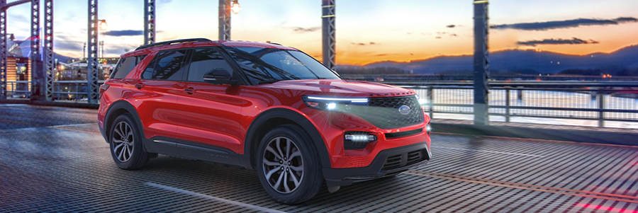 all-new ford explorer